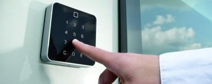 Code Entry Access Control
