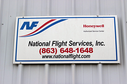 National Flight Services Inc., Lakeland, FL