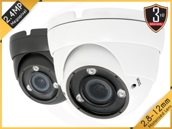 HD Dome Security Camera