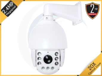 HD PTZ Security Camera