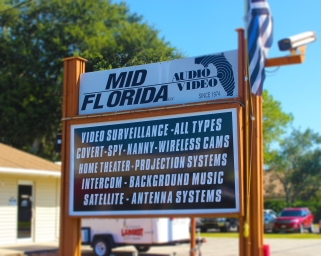 Services by Mid Florida Audio & Video