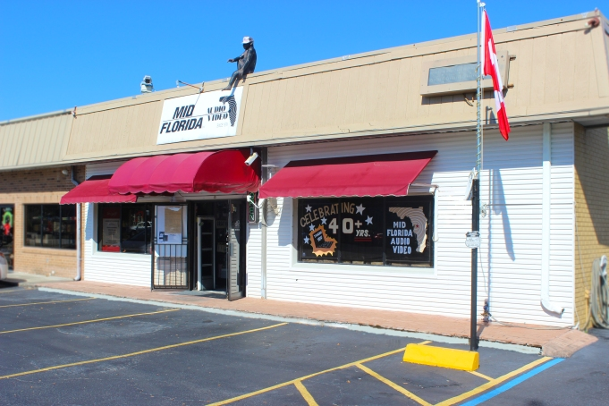Storefront at 1722 E. Edgewood Drive in Lakeland, FL