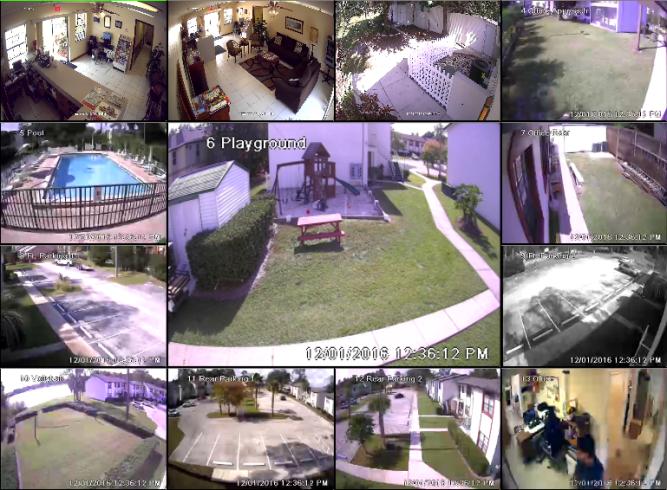 Lago Vista CCTV Install