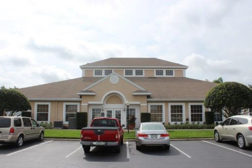 High Vista's clubhouse at Ridgewood Lakes